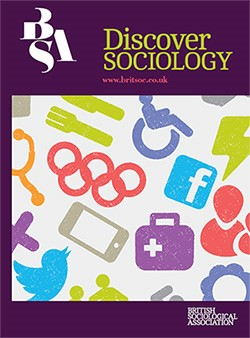 Discover Sociology cover image.