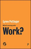 What's wrong with Work? cover image.